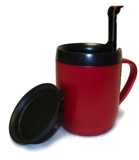 Hot Mug (Cafetiere and drinking mug in one) £10