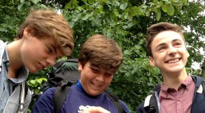 members-of-wickham-st-paul-youth-club-prepare-for-their-duke-of-edinburgh-bronze-award-group-expedition-6